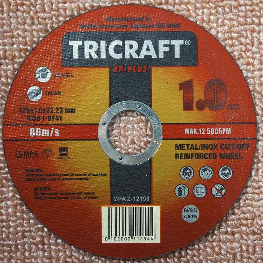 cutting discs 5 inch