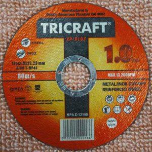 4-1/2 cutting wheel